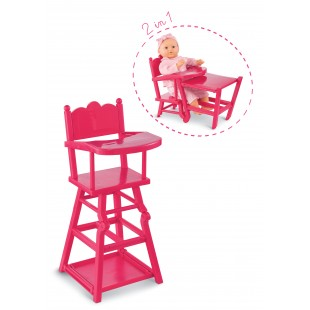 Cherry high Chair