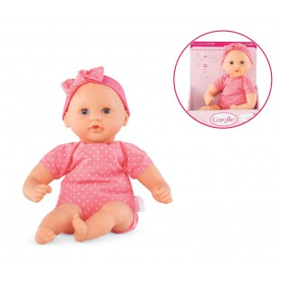 Mon Premier Calin to Dress rasberry