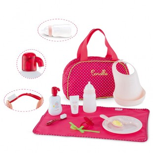 Large Cherry Baby Accessories Set