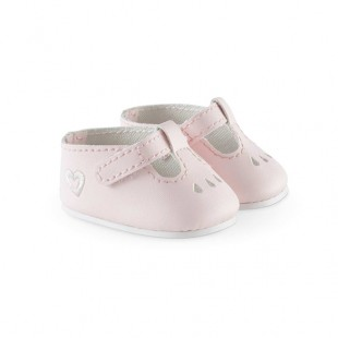 Ankle Strap Shoes Pink for 14