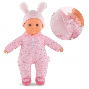 Sweet Heart Pink Baby Doll