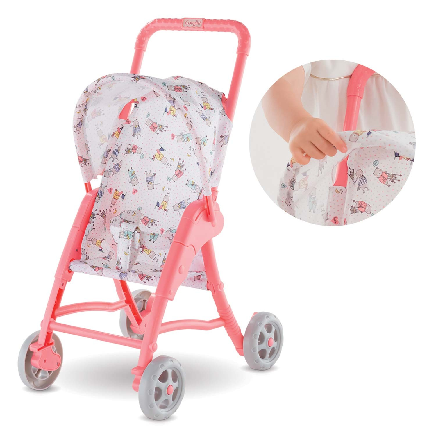Corolle - , Stroller for 12-inch baby dolls (110170)