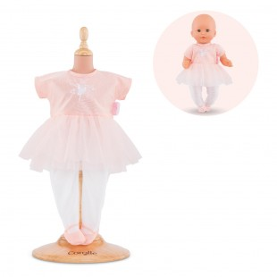 Ballerina Suit for 12-inch baby doll