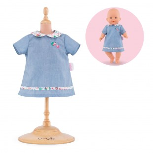 Dress-TropiCorolle  for 14-inch baby doll
