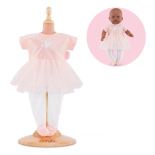 Ballerina Suit for 14-inch baby doll