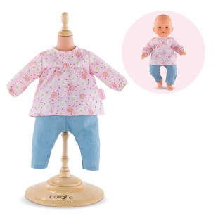 Blouse & Pants for 14-inch baby doll