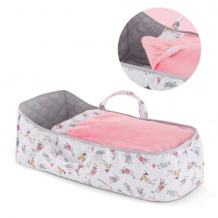 Carry bed for large baby dolls